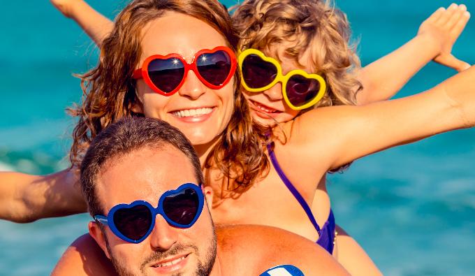 Giugno 2019 a Riccione, inizia l'estate con un soggiorno al mare