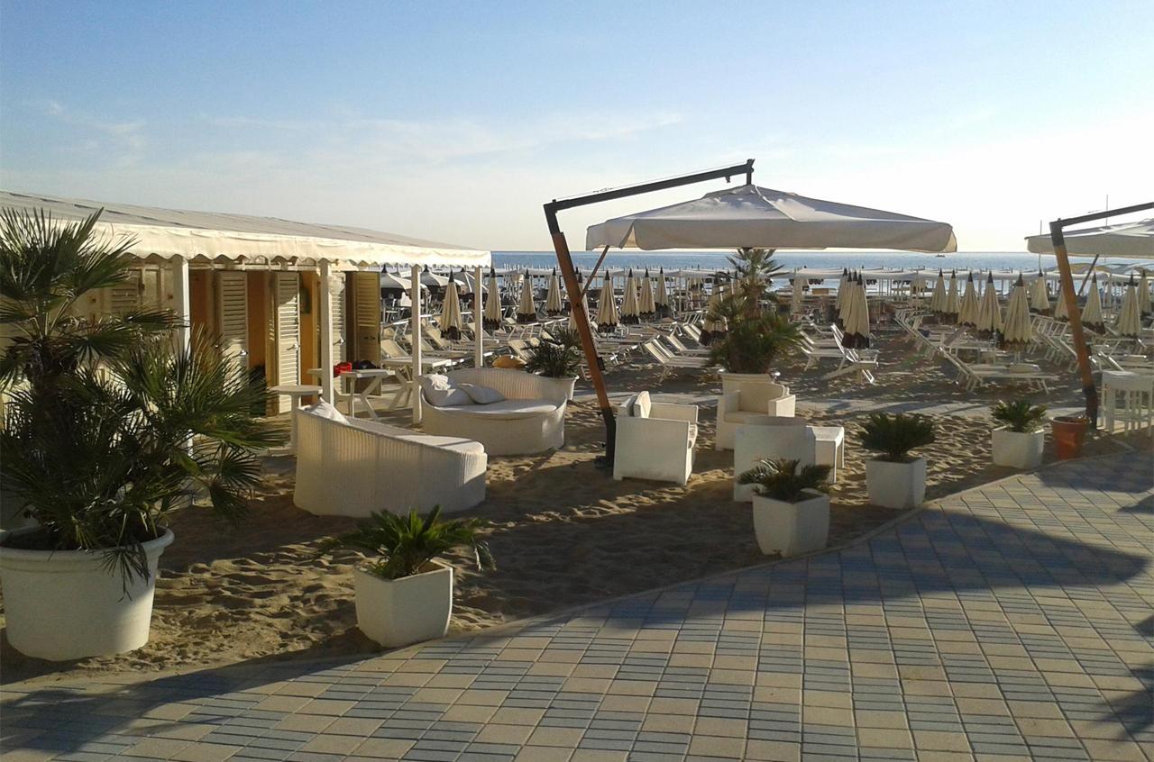 Spiaggia Convenzionata Hotel Riccione Hotel Bel Air 3 Stelle