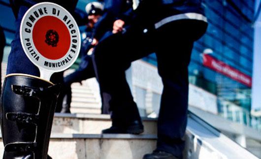 Offerta Convegno Giornate della Polizia Locale a Riccione