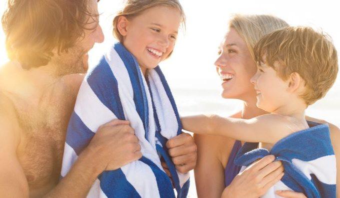 La settimana più bella d'Agosto a Riccione: in Famiglia al Mare con un prezzo speciale!